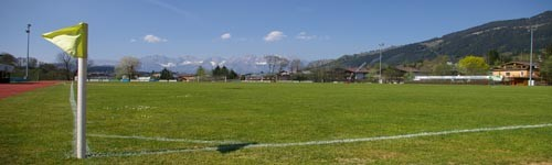 Sportplatz Kitzbuhel: Why my wife loves me